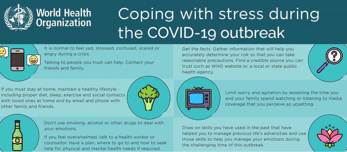 ANGST EN STRESS TIJDENS COVID-19